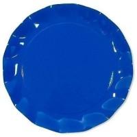 Assiette piccoli bleu ø 21 cm x10