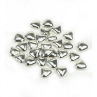 DRAGEES MINI COEUR 500G ARGENT