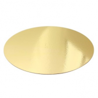 ROND OR D.24CM X5
