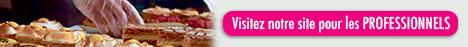 Vous êtes un particulier ? Consultez notre site de verrines dédiées ?